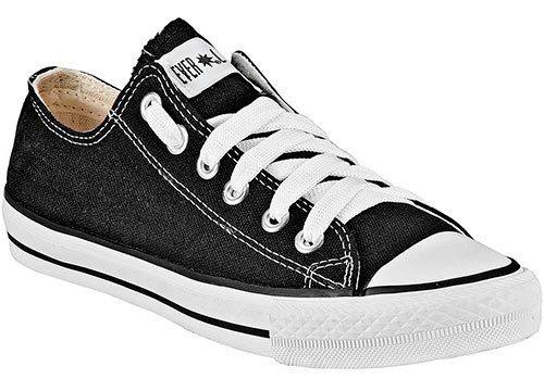 Playing Sneaker Deportivo Negro Textil Niño C48371 Udt