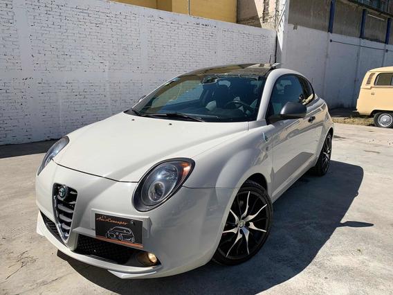Alfa Romeo Mito 2016 1.4 Turbo Quadrifoglio Std 6 Vel