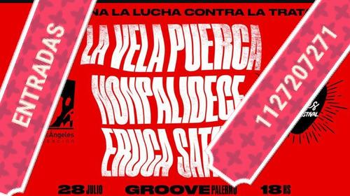 La Vela Puerca 28 Juli !!!