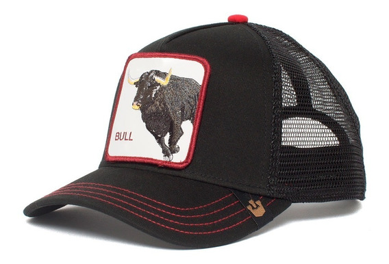 Gorras Goorin Bros Baseball Bull Honky Animal Farm Trucker
