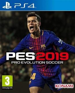 Pro Evolution Soccer 2019 Standard Edition Digital Ps4