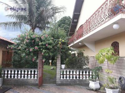 Casa Residencial À Venda, Vila Barros, Guarulhos. - Ca0456