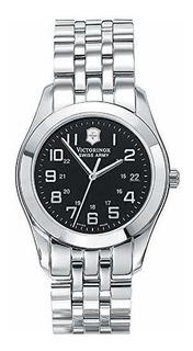 Alianza Victorinox Suiza Ejercito De Los Hombres Reloj 24657