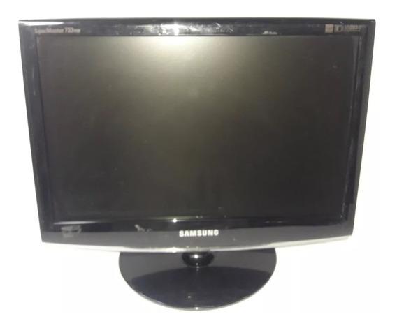 Monitor Samsung 733nw Lcd 17 Pol Syncmaster - Seminovo