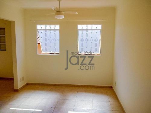Apartamento Com 2 Dormitórios À Venda, 65 M² Por R$ 210.000,00 - Condomínio Residencial Beija-flor - Itatiba/sp - Ap3629