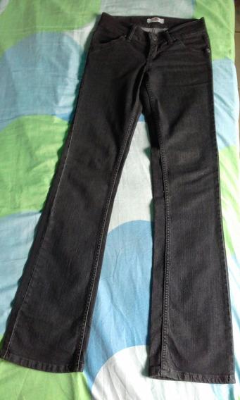 Jeans De Dama Lee Cooper Original Talla 26 Como Nuevo