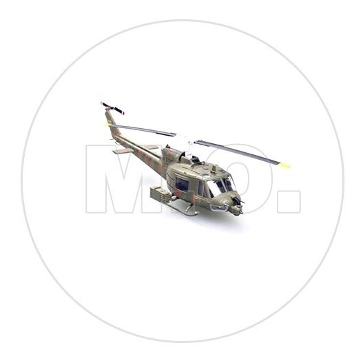 1/72 Easy Model Helicóptero Uh-1b Huey Of 1st Platoon, Batte