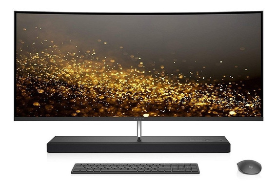 Desktop Hp 34-b015xt I7-2.4/12/1tb+256ssd/34 4k