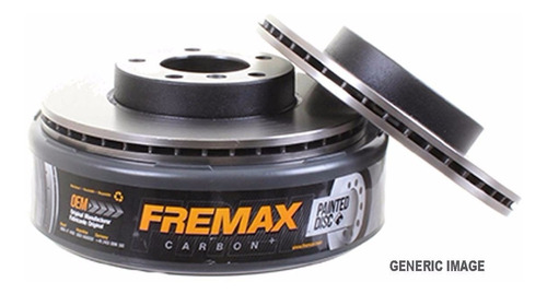 Disco Dianteiro Fremax Blazer S10 4x4 Abs 98-11 Bd3966 (par)