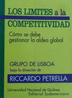 Resultado de imagen de Limites a la Competitividad: Como Se Debe Gestionar La Aldea Global