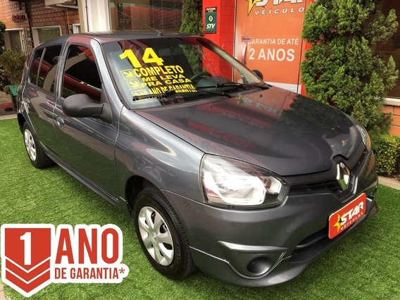 Clio Hatch Expression 1.0 2014 Starveiculos