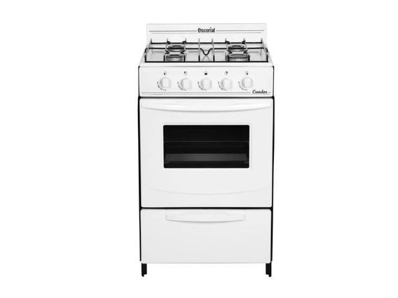 Cocina Candor Escorial Gas Natural 50cm Envio Gratis 20-442