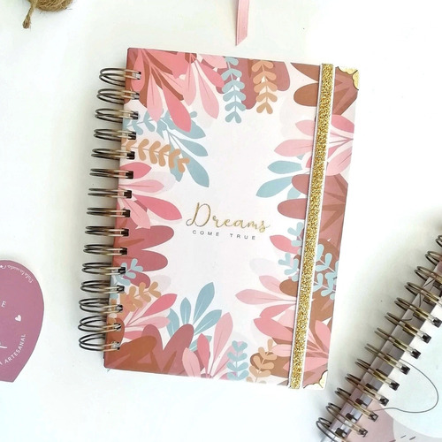Bullet Journal Personalizado A5