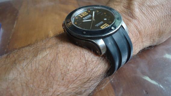 Relógio Magnum Scuba Diver 200 Mts Professional Sapphire