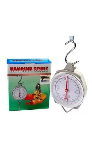 Peso Analógico Balanza Romana De 200 Kg