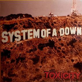 System Of A Down Toxicity Lp Importado Lacrado