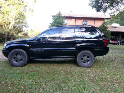 Jeep Grand Cherokee Laredo 3.1 Td Turbo Diesel 2002