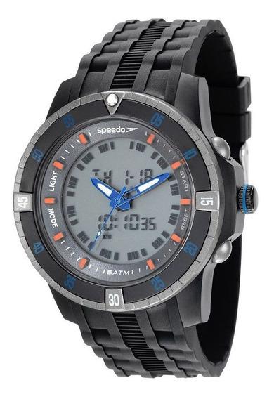 Relógio Speedo Pulso Esportivo Masculino Adulto 81127g0evnp3