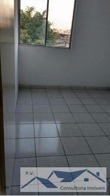 Apartamento A Venda Em São Paulo, Cohab José Bonifácio, 2 Dormitórios, 1 Banheiro, 1 Vaga - 285