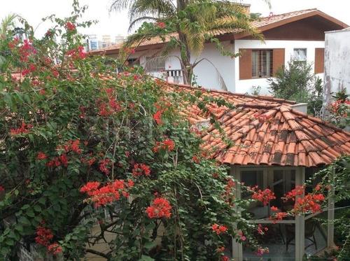 Imagem 1 de 15 de Casa - Alto De Pinheiros - Ref: 128116 - V-128116