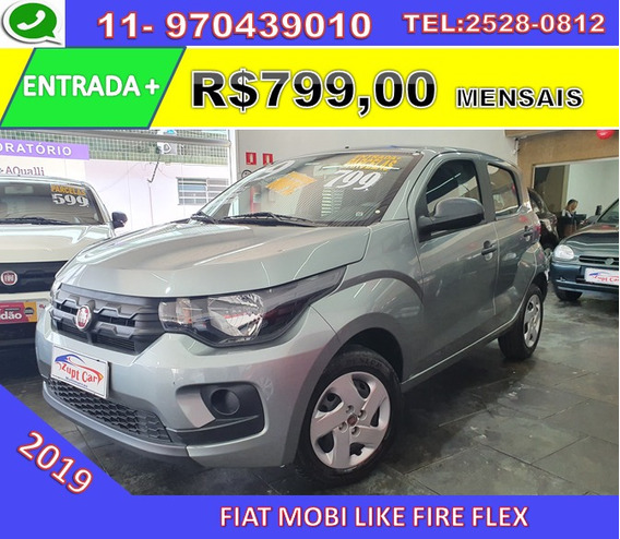 Fiat Mobi Like 1.0 Fire Flex - 2019