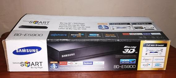 Blu Ray 3d Samsung Bd E5900 Original