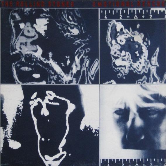 Vinilo - Rolling Stones - Emotional Rescue - Nuevo