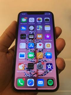 iPhone X Branco 256gb Novíssimo
