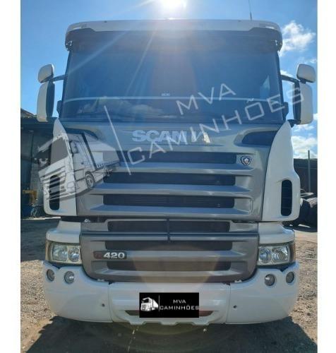 Imagem 1 de 14 de Caminhão Scania G 420 - 6x2 T