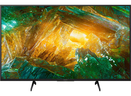 Imagen 1 de 5 de Smart Tv Sony 55 Kd-55x750h Bravia Led Uhd 4k Android Tv