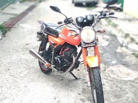 Motocicleta 125 Cargo Ahm