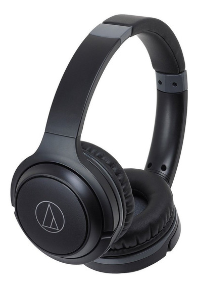 Fone De Ouvido Headset Bluetooth Aths200bt - Audio-technica