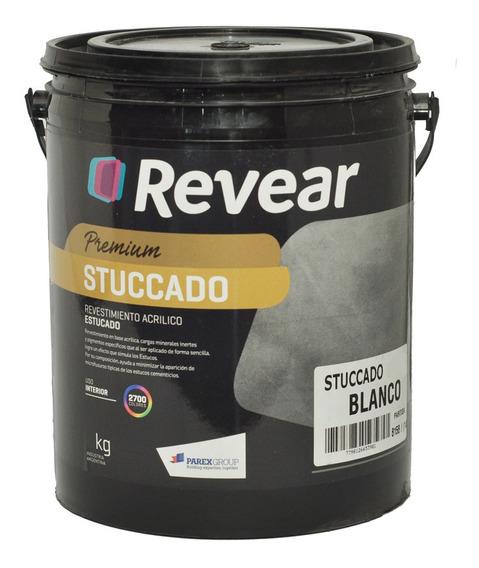 Revear Stuccado Blanco Universal Revestimiento Estucado 25 K