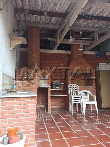 Imagem 1 de 15 de Sobrado Comercial  Em Santana - Mi85356
