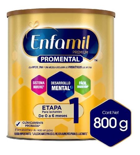 Formula Infantil Enfamil Premium Etapa 1 De 0-6 Meses X 800g