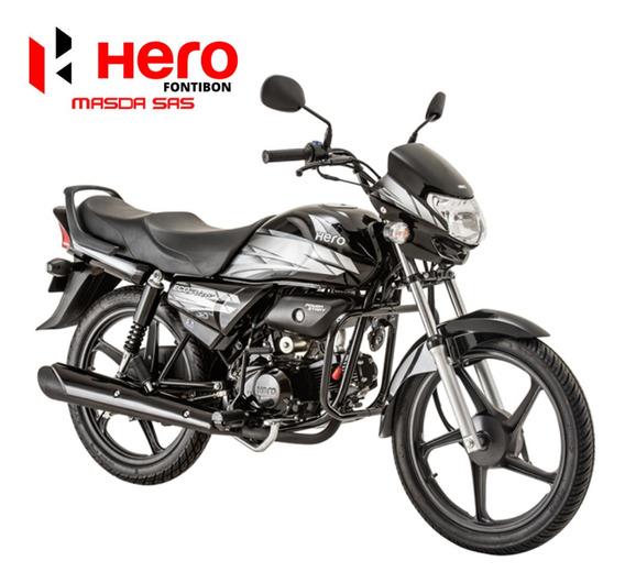 Hero Eco Deluxe 100 2021 Nueva Credito / Contado