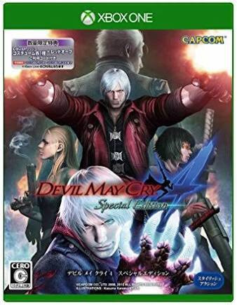 Devil May Cry 4 Special Edition Xbox One Digital Online