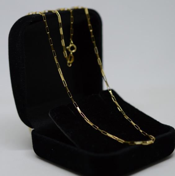Corrente Cartier Maciça De Ouro 18k 750 60 Cm 3 Gramas