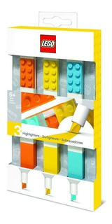 Marcatextos Lego 3 Pack