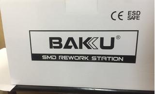 Estacion De Calor Baku Con Todo Sus Accesorios Mod. 702b