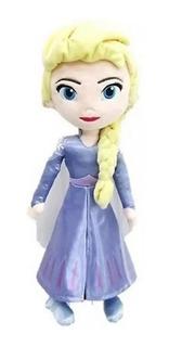 Peluche Frozen 2 Musical 20cm Disney Reina Elsa Original