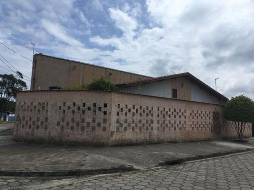 Ótima Casa Com Edícula No Fundo Em Itanhaém - 3882 | Npc