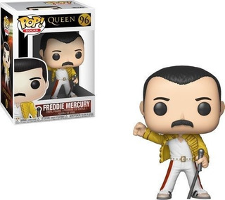 Funko Pop Freddie Mercury Queen 96 Original - Minijuegos