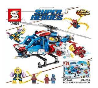Lego De Helicóptero