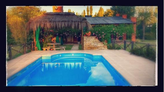 Alquilo ,hermosa Casa-quinta Con Pileta, De Uso Exclusivo