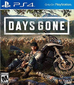 Days Gone Dublado Ps4 - Sec Envio Imediato