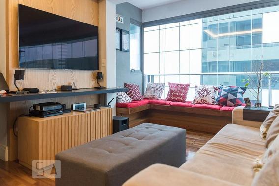 Apartamento Para Aluguel - Consolação, 1 Quarto, 48 - 893106649