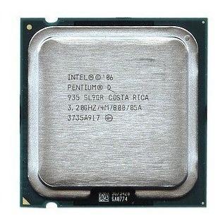 Procesador 775 Cpu Pd 935 3.20 / 4m / 800 Pentium D + Pasta