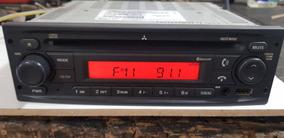 Radio/cd/mp3 Mitsubishi - Usb - Bluettoot - Original-usado
