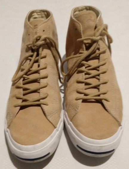 Zapatillas Botitas Converse Jack Purcell T42 Us 9,5 Uk 8,5